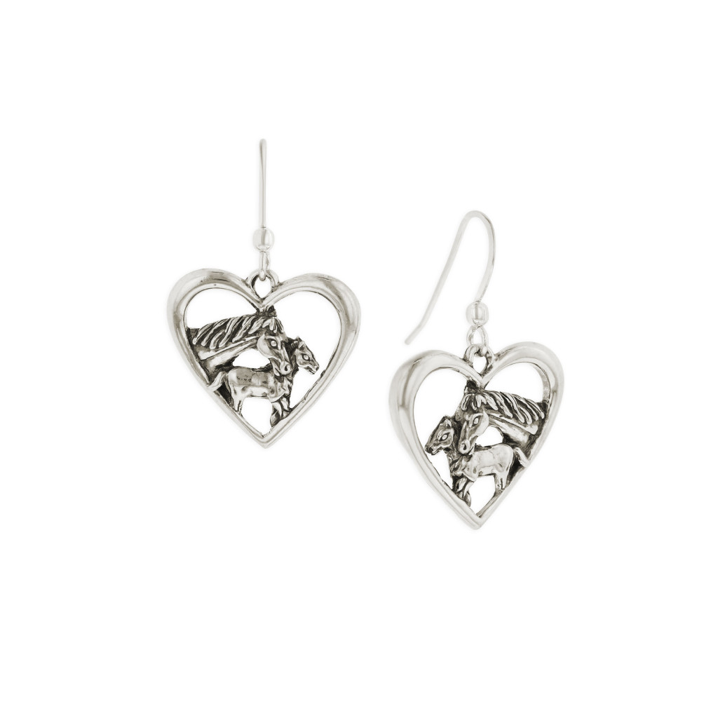 Sterling Silver Earrings 1